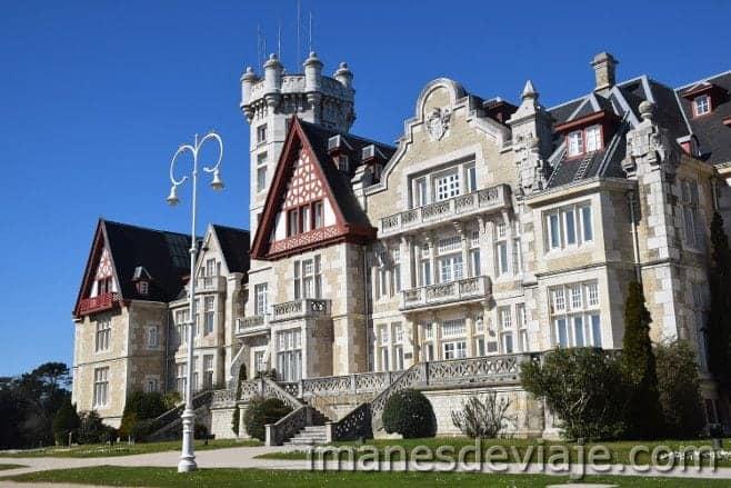 visitar Palacio de la Magdalena Santander