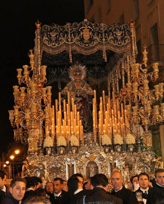 Semana Santa en Málaga 2