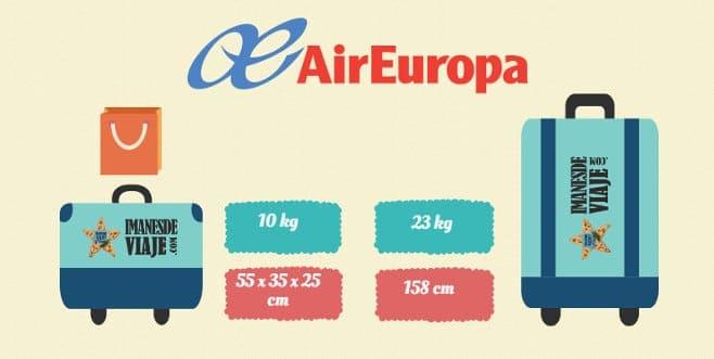 tamaños de maleta permitidos según la compañía aérea 12