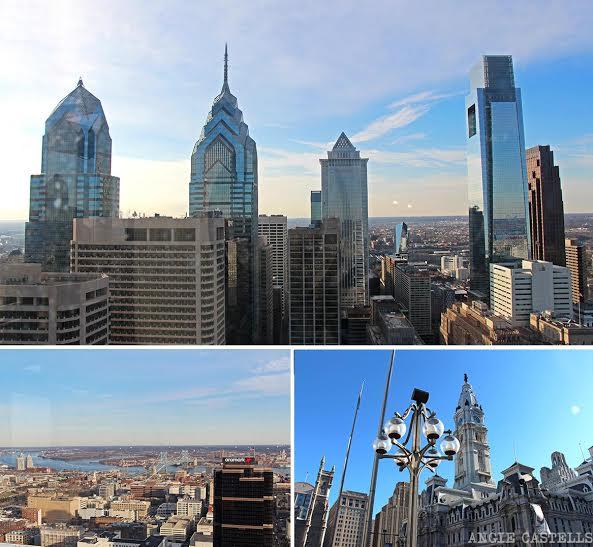 mejores vistas desde arriba Philadelphia
