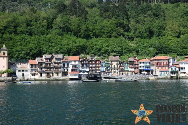 pueblos más bonitos costa del País Vasco Pasajes de San Juan