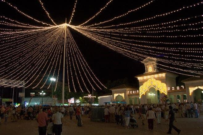 mejor fiesta de España en verano Feria de Albacete