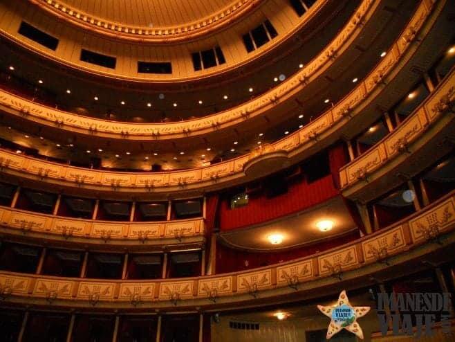 que ver y hacer en Viena en un día dos o tres opera 2
