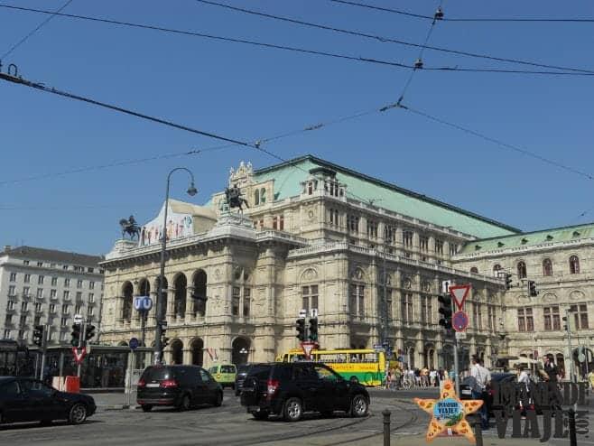 que ver y hacer en Viena en un día, dos o tres opera