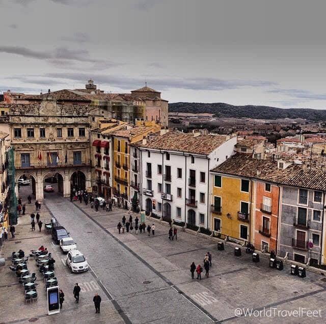 mejores vistas desde arriba Cuenca