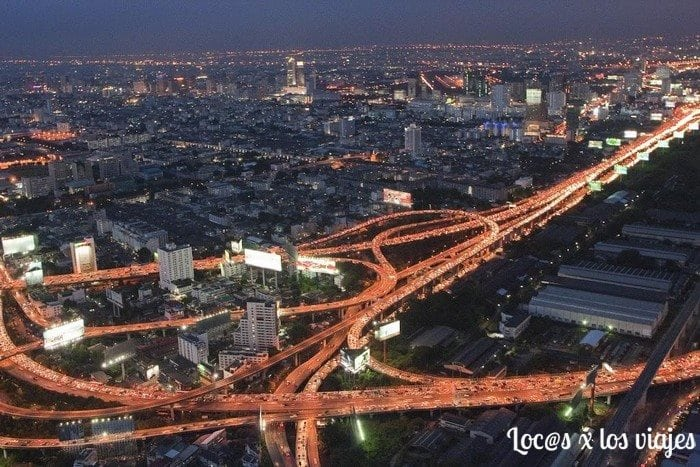 Bangkok locos x los viajes