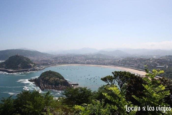 San Sebastian locos x los viajes