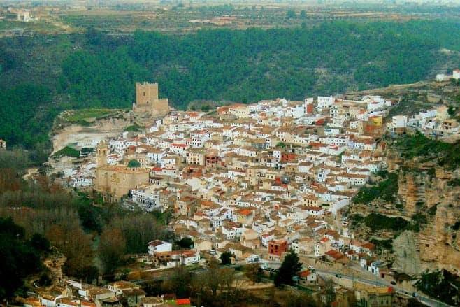 mejores vistas desde arriba Albacete