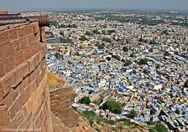 mejores vistas desde arriba Jodhpur