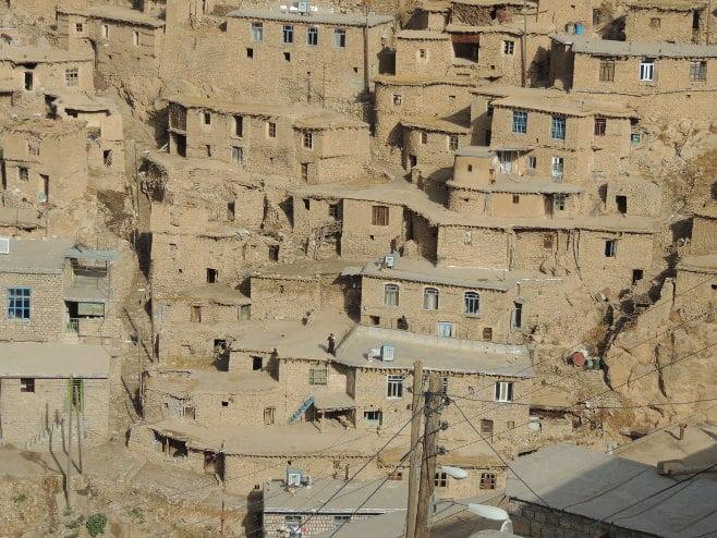 mejroes vistas desde arriba Palandan
