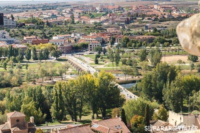 mejores vistas desde arriba Salamanca
