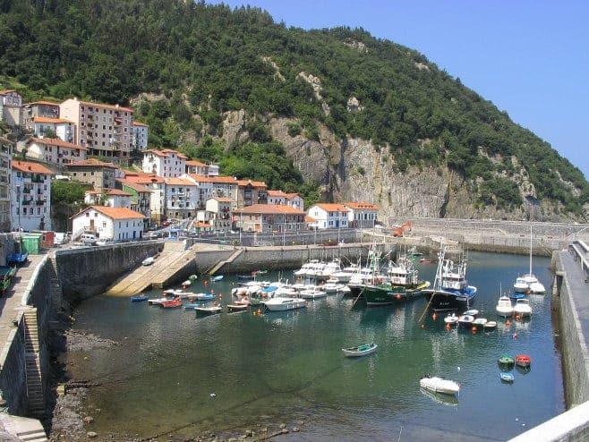 pueblos más bonitos costa del País Vasco Elatxobe