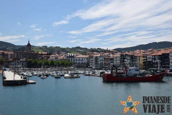 pueblos más bonitos costa del País vasco Lekeito 2