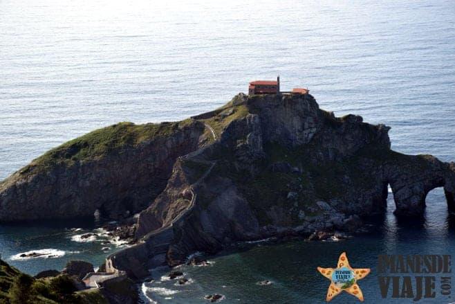 pueblos más bonitos costa del País vasco San Juan de Gaztelugatxe