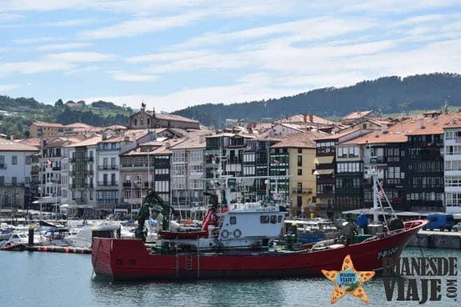 pueblos más bonitos costa del país vasco Lekeito