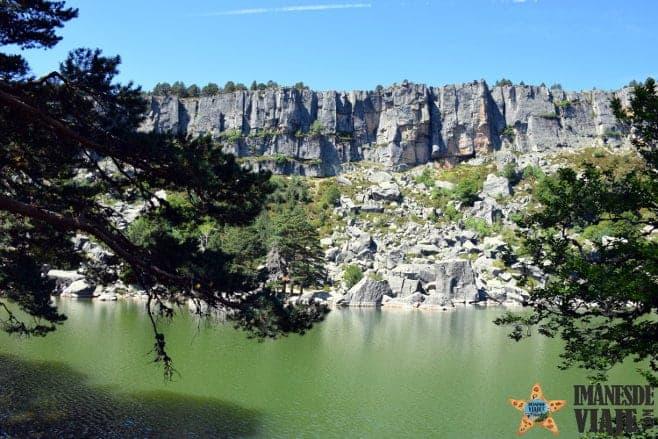 visitar la laguna negra Soria