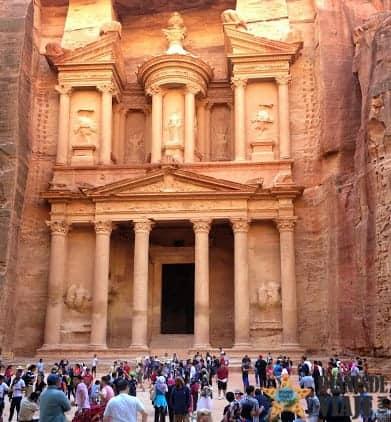 consejos para viajar a Jordania 13