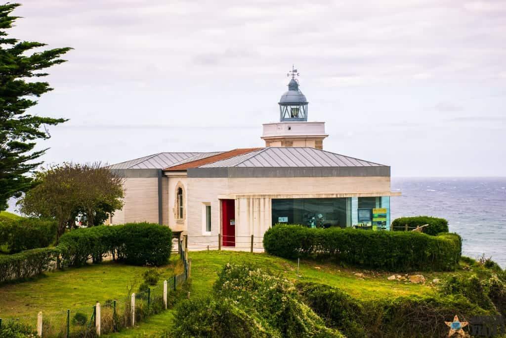 ruta costa de Cantabria faro San Vicente