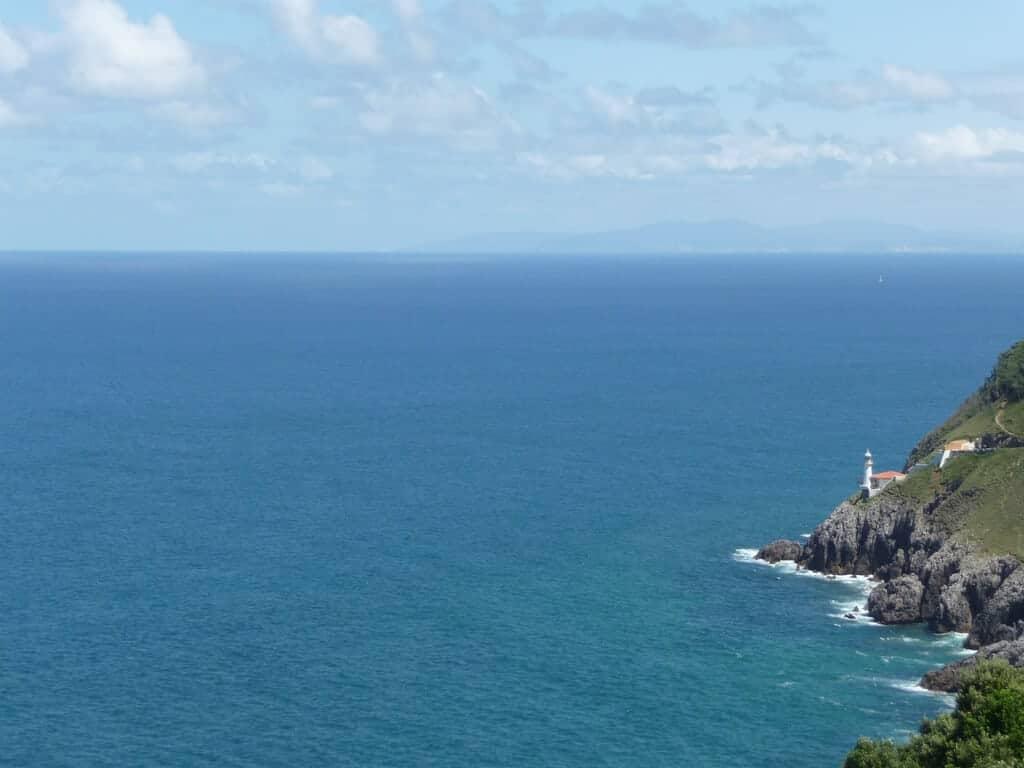 ruta costa de Cantabria faro Santoña2