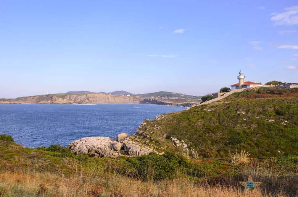 ruta costa de Cantabria faro Suances (1)