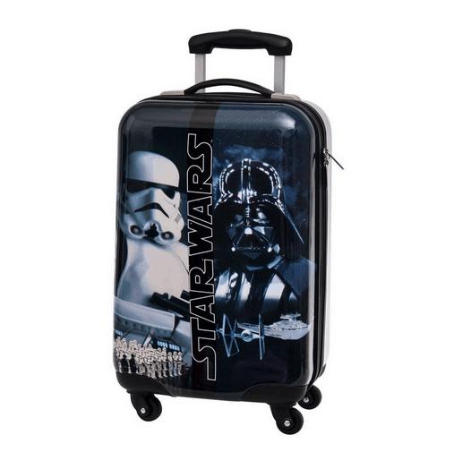 mejores regalos viajeros maleta star wars