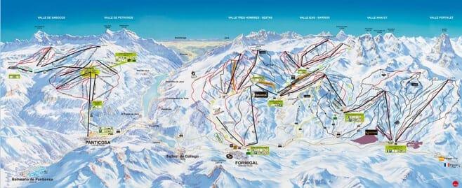 mejores pistas de esqui en España y Andorra Formigal 2