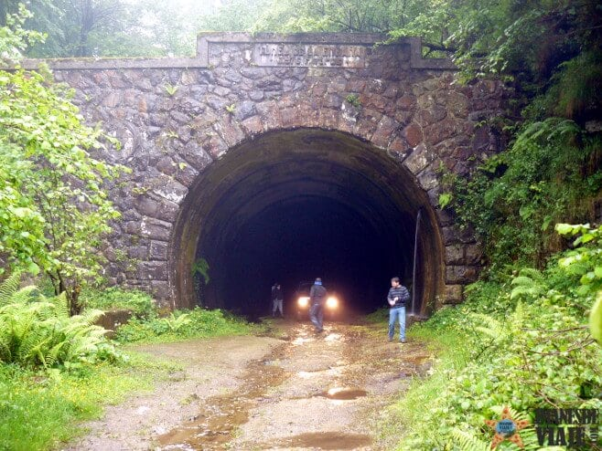 lugares curiosos de cantabria 6 tunel de la engaña