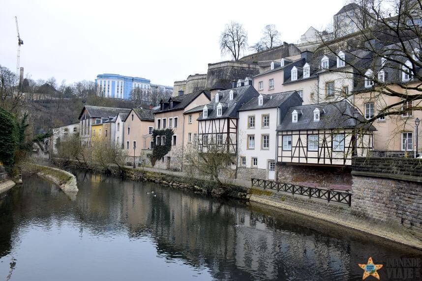 Barrio de Grund -Luxemburgo