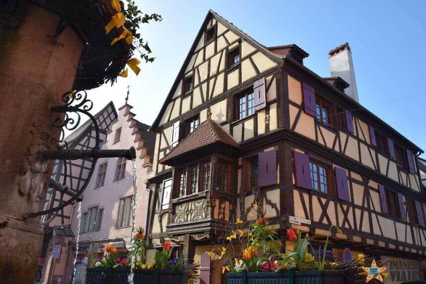 ruta por Alsacia en coche 2