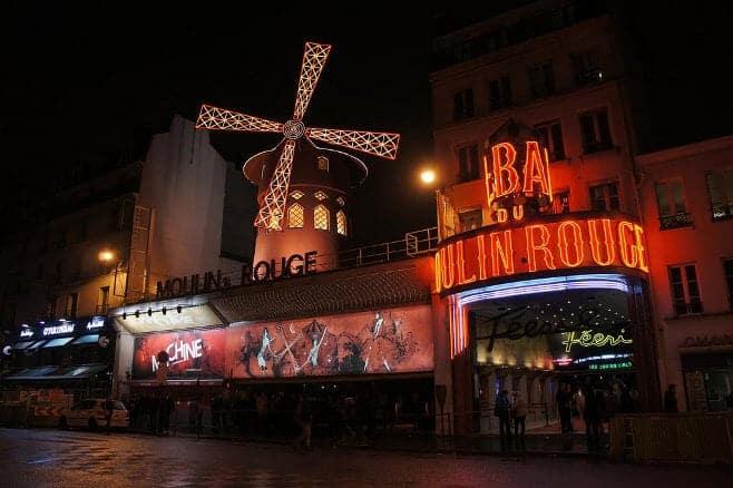 películas sobre París