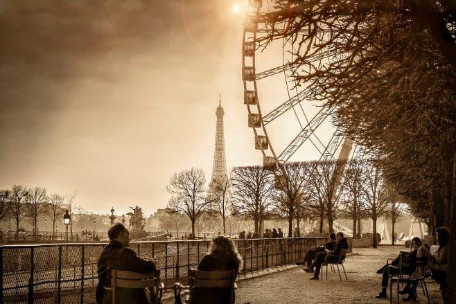 que ver y hacer en París 9