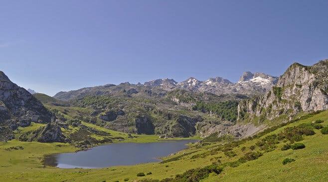 que ver en asturias lagos de covadonga