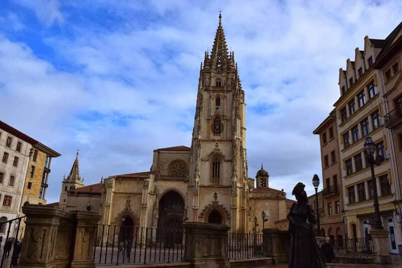 que ver en asturias catedral de oviedo