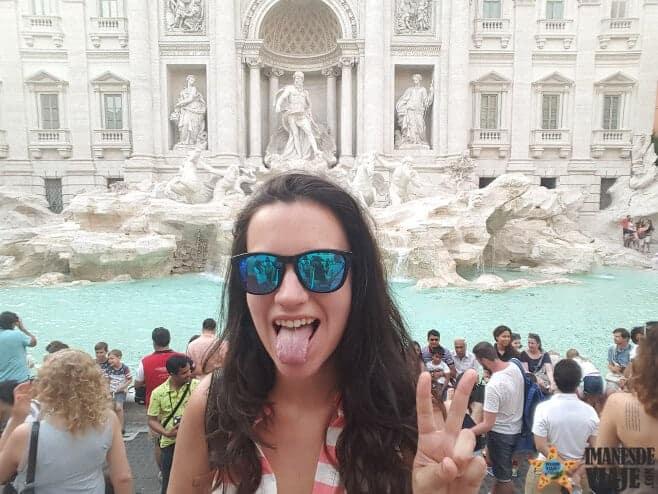 lugares del mundo imposible selfie