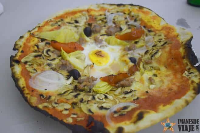 mejores restaurantes donde comer pizza roma 2