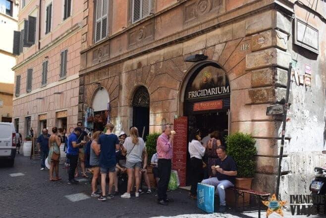 mejores restaurantes donde comer pizza roma 7