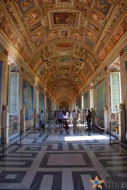 saltarse cola museos vaticanos 4