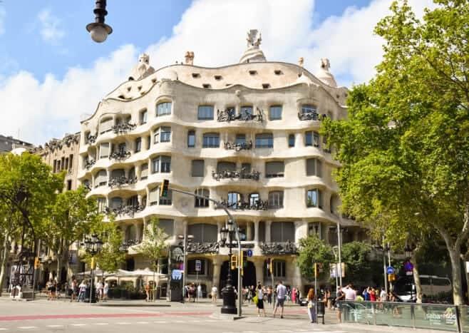 mejores hoteles de barcelona centro