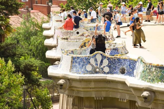obras de gaudi en barcelona imprescindibles