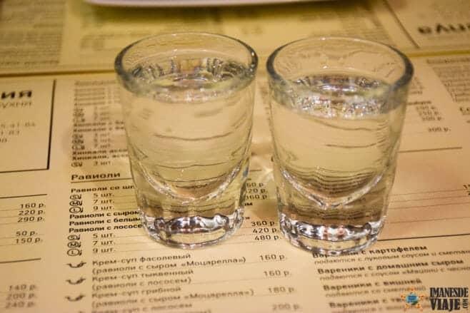 donde comer en San Petersburgo restaurantes