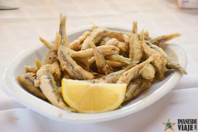 platos típicos de Málaga que comer