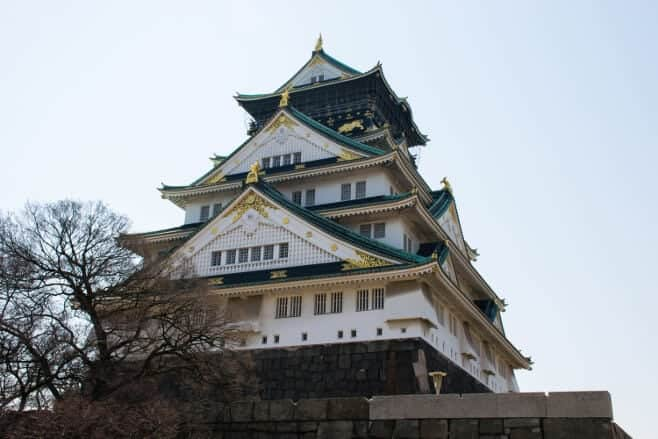 que ver en Osaka un día lugares imprescindibles