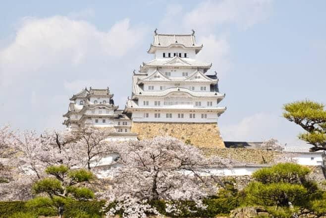 visitar castillo himeji