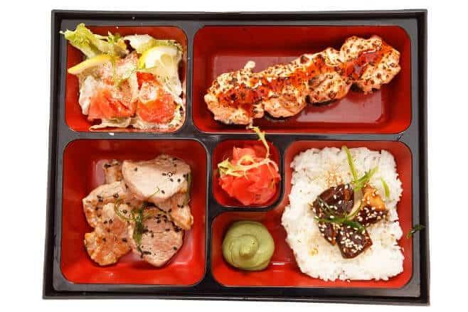 platos típicos de Japón