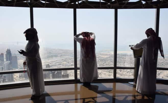 visitar burj khalifa Dubai