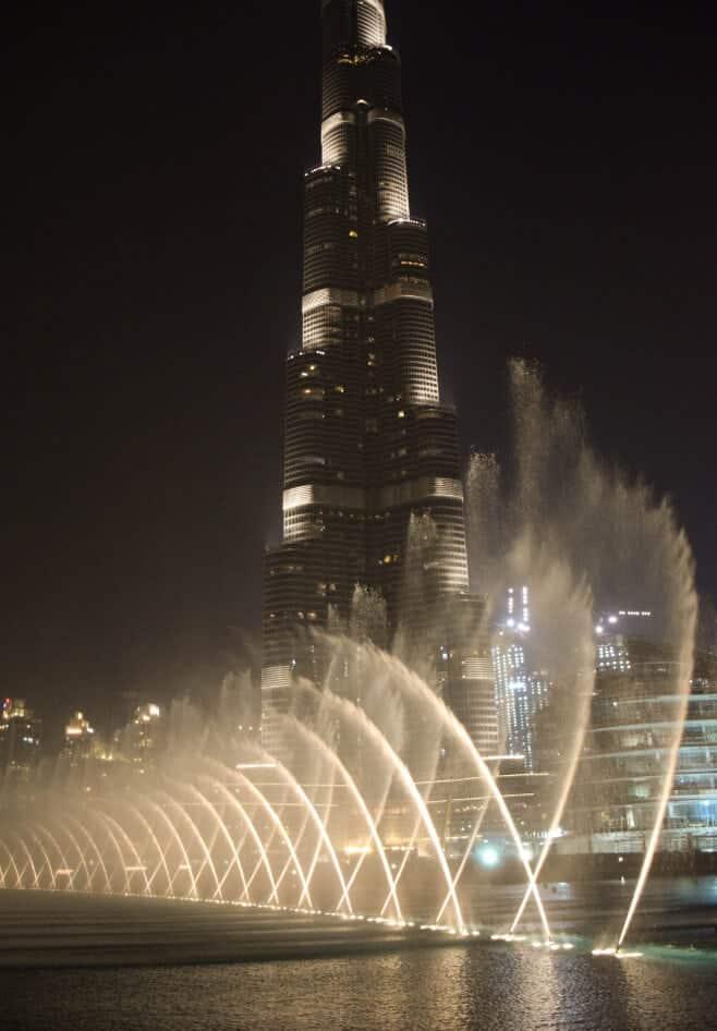 que ver y hacer en Dubai un día o dos