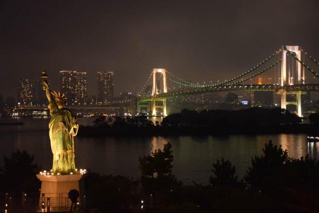 que ver en Tokio