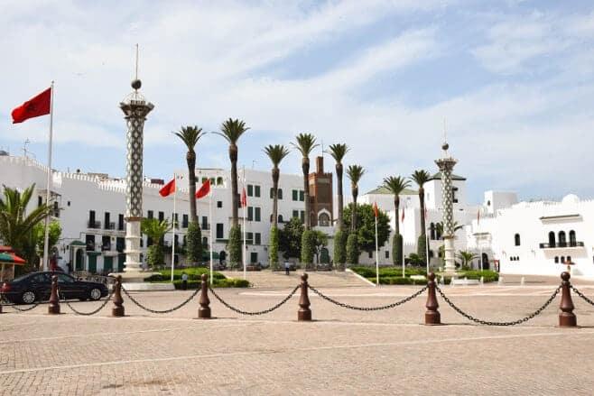 ruta por el norte de Marruecos