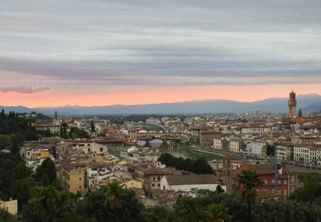 que ver y hacer en Florencia