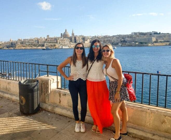 estudiar inglés en Malta